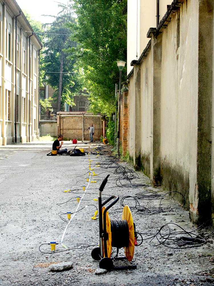 progettazione cantiere indagini sismiche demetra