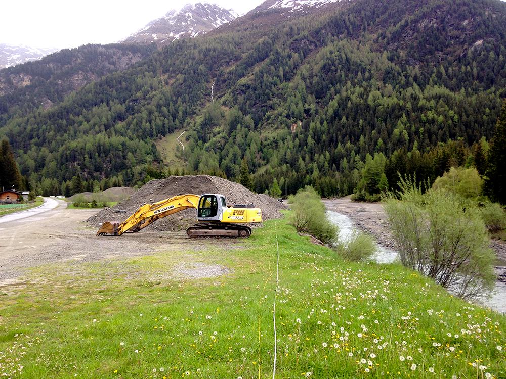 progettazione cantiere indagini geoelettriche demetra